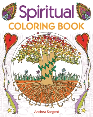 Spiritual Coloring Book