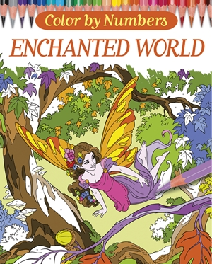 Color by Numbers: Enchanted World