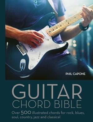 Guitar Chord Handbook