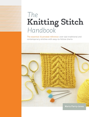 The Knitting Stitch Handbook