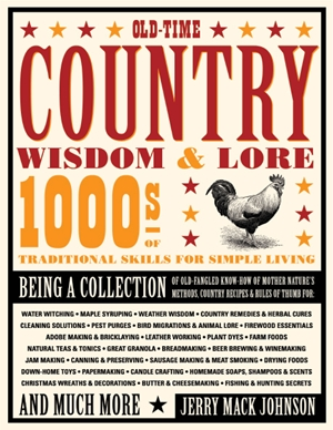 Old-Time Country Wisdom and Lore