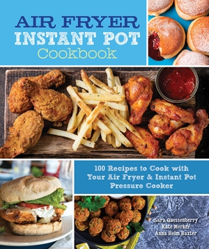 Air Fryer Instant Pot Cookbook