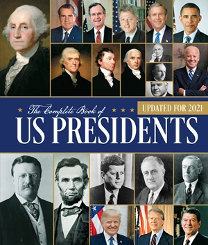The Complete Book of US Presidents, Fourth Edition