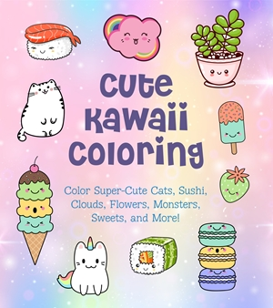Cute Kawaii Coloring
