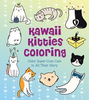 Kawaii Kitties Coloring