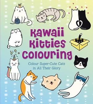 Kawaii Kitties Colouring
