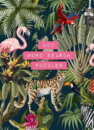 300 Word Search Puzzles