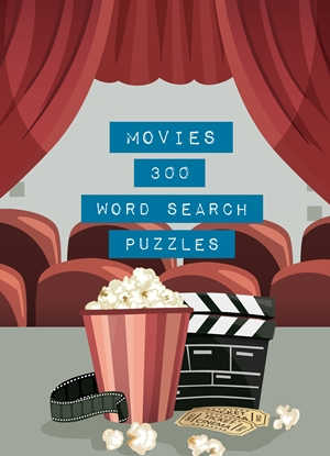 300 Movie Word Searches
