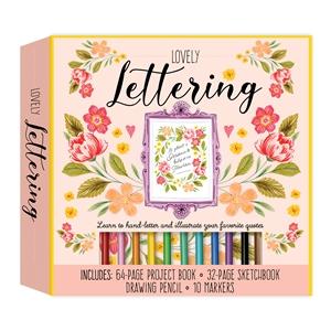 Lovely Lettering Kit