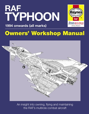 RAF Typhoon  1994 onward (all marks)