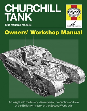 Churchill Tank 1941-1952 (all models)