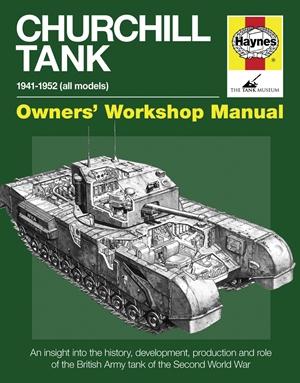 Churchill Tank 1941-1952 (all models)