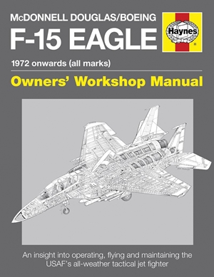 McDonnell Douglas/Boeing F-15 Eagle Manual