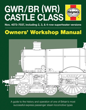 GWR/BR (WR) Castle Class Manual