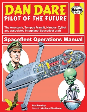Dan Dare  Spacefleet Operations