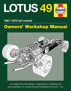 Lotus 49 Manual 1967-1970 (all marks)