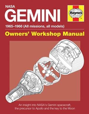 NASA Gemini 1965-1966 (All missions, all models)