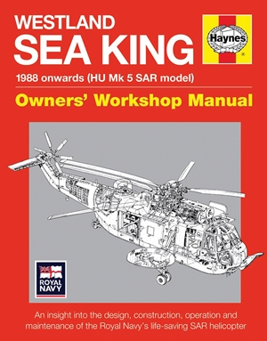 Westland Sea King Owners' Workshop Manual