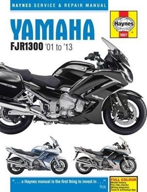 Yamaha FJR1300, '01-'13