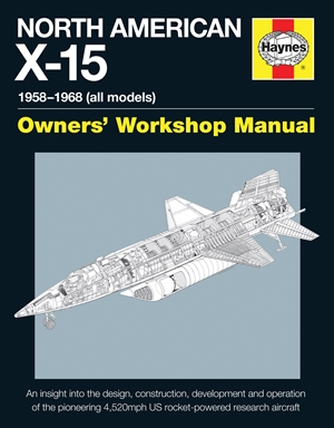 North American X-15 Owner's Workshop Manual