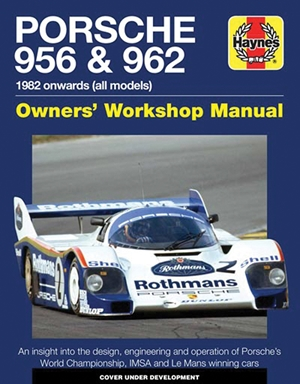 Porsche 956 / 962 Owner's Workshop Manual