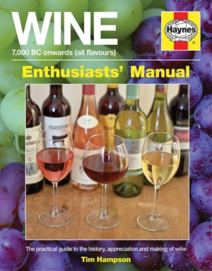 Wine Manual - 7,000 BC onwards (all flavours)