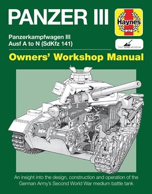 Panzer III Panzerkampfwagen III Ausf. A to N (SdKfz 141)