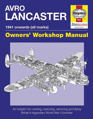 Avro Lancaster Manual 1941 onwards (all marks)