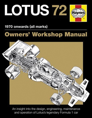 Lotus 72 - 1970 onwards (all marks)