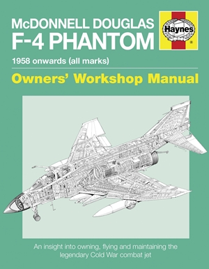 McDonnell Douglas F-4 Phantom 1958 Onwards (all marks)