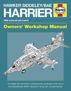 Hawker Siddeley/BAE Harrier Manual