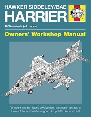Hawker Siddeley/BAE Harrier Manual