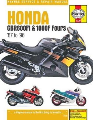 Honda CB600 & 1000, '87-'96