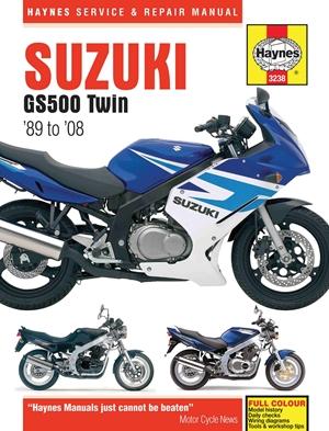 Suzuki GS500 Twin 1989-2008