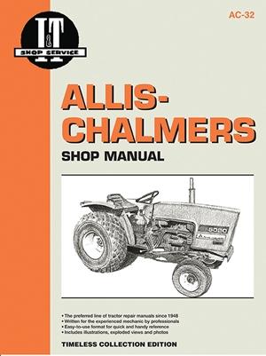 Allis-Chalmers Models 5020 5030
