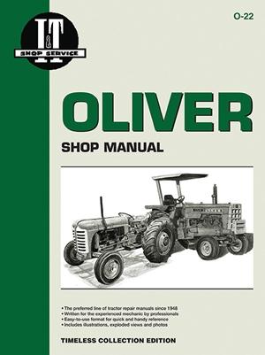 Oliver Models 2050 2150
