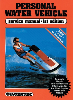 Personal Water Vehicle Service Manual