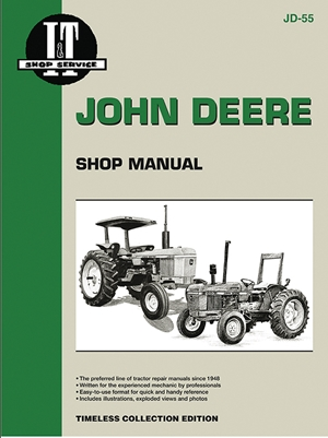 John Deere Models 1250 1450 1650