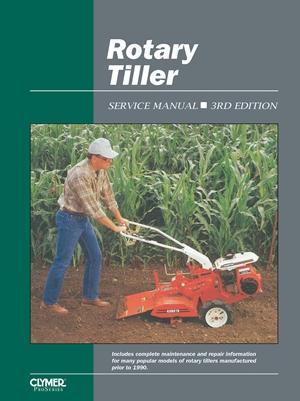 Rotary Tiller Service Ed. 3