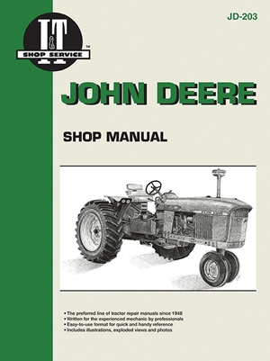 John Deere Shop Manual: JD-203