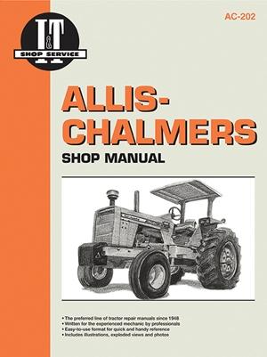 Allis-Chalmers Shop Manual Ac-202 (I&T Shop Service Manuals/Ac-202)