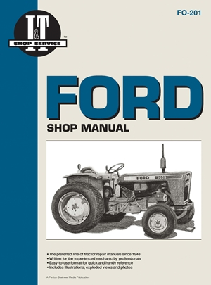 Ford Shop Manual FO18 FO21 FO22 FO36 FO39