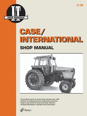 Case/International Shop Manual Models 1896 -2096