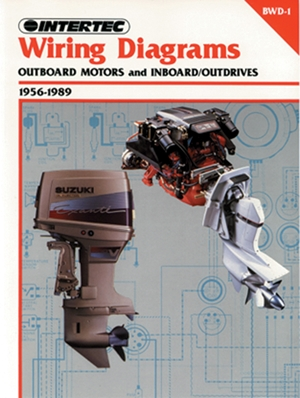 Wiring Diagrams 1956-1989: Outboard Motor and Inboard/Outdrive