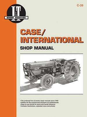 Case/International Shop Manual Models 385 485 585 685 &885
