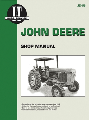 John Deere Shop Manual 2840 2940 & 2950