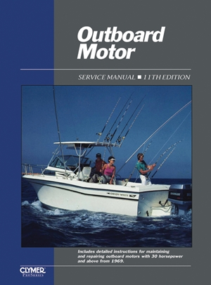 Outboard Motor Service Vol 2 Ed 11