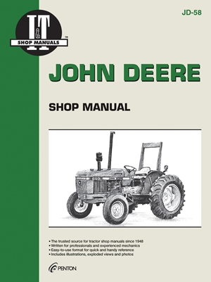 John Deere Shop Manual 2150,2155,2255,2350, +