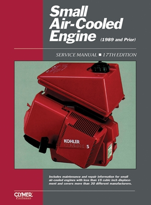 Small Engine Service Vol 1 Ed 17