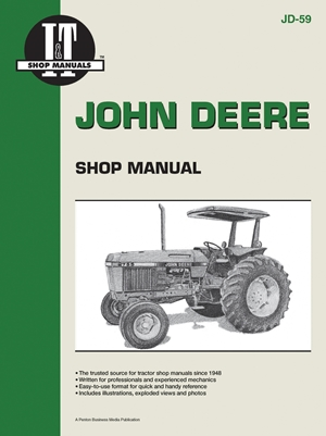 John Deere Shop Manual 2750 2755 2855&2955